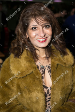 Editorial image of 'Gods Dice' play, After Party, London, UK - 30 Oct 2019
