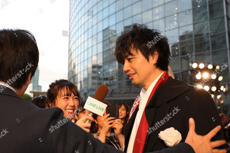 Editorial picture of 32nd Tokyo International Film Festival Opening Ceremony - 28 Oct 2019