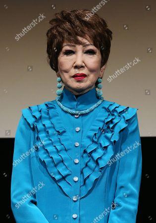 Editorial photo of 'Tora-san, Wish You Were Here' film press conference, Tokyo International Film Festival, Japan - 28 Oct 2019