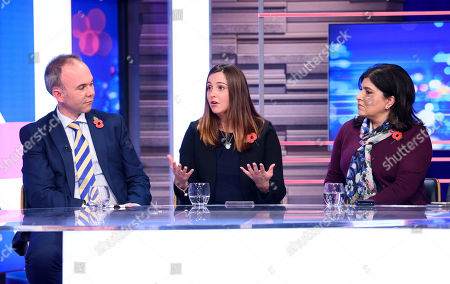 Gavin Barwell, Melanie Onn MP, Chuka Umunna