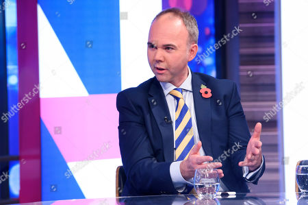 Stock Picture of Gavin Barwell