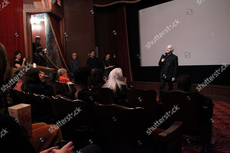 Editorial photo of 'New York Special Screening of Toni Morrison The Pieces I am', New York, USA - 30 Oct 2019