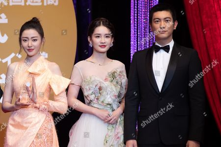 Editorial picture of China Film Week, Closing Ceremony, Tokyo International Film Festival, Japan - 29 Oct 2019