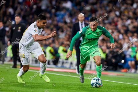 Editorial image of Real Madrid v CD Legane, Spanish La Liga football match, Madrid, Spain - 30 Oct 2019