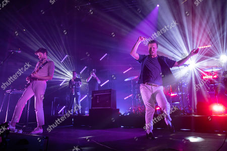 Stock Picture of Friendly Fires - Edd Gibson and Ed Macfarlane