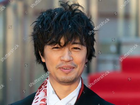 Stock Picture of Takumi Saito