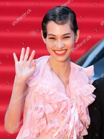 Stock Photo of Kiko Mizuhara