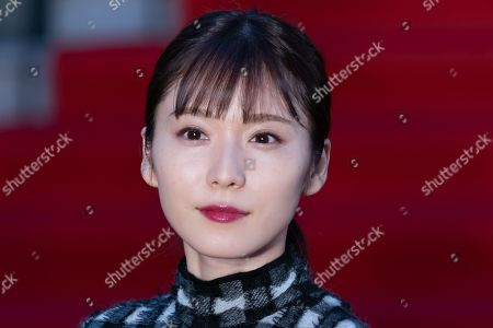 Stock Photo of Mayu Matsuoka
