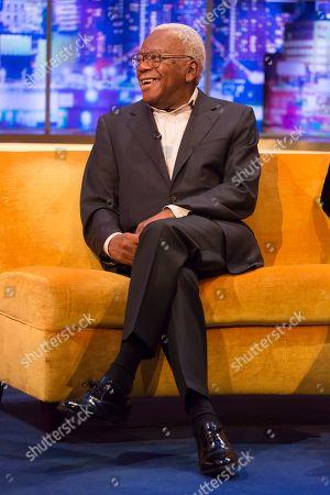 Sir Trevor McDonald