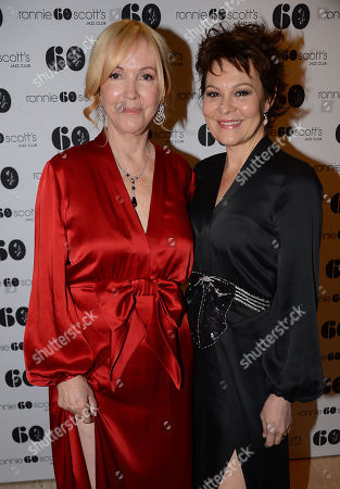 Editorial picture of Ronnie Scott's 60th Anniversary Gala, Royal Albert Hall, London, UK - 30 Oct 2019