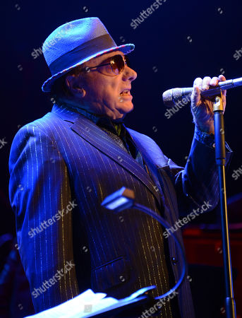Stock Picture of Van Morrison