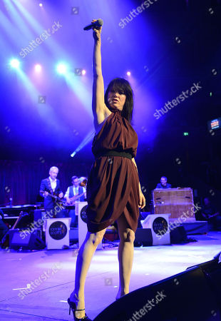 Editorial photo of Ronnie Scott's 60th Anniversary Gala, Royal Albert Hall, London, UK - 30 Oct 2019