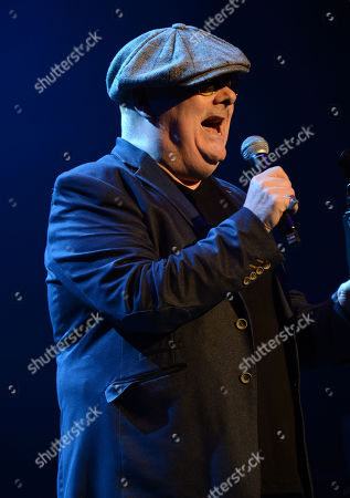 Stock Picture of Ian Shaw