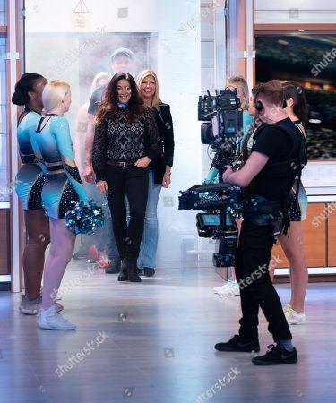 Editorial photo of 'Good Morning Britain' TV show, London, UK - 31 Oct 2019
