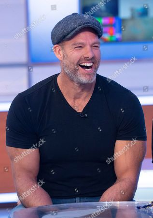 Stock Picture of James Crossley (Gladiator Hunter)