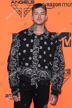 Editorial picture of 26th MTV EMA, Arrivals, Seville, Spain - 03 Nov 2019