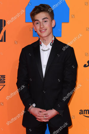 Stock Picture of Johnny Orlando