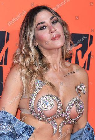 Editorial photo of 26th MTV EMA, Arrivals, Seville, Spain - 03 Nov 2019