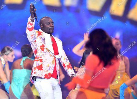 Stock Photo of Akon