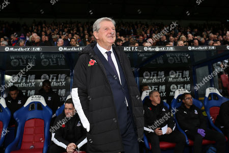 Roy Hodgson manager of Crystal Palace