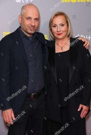 Michael Ellenberg and Mimi Leder
