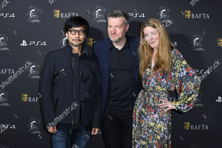 Editorial photo of Death Stranding: Bridging the Worlds of Film and Games, Arrivals, London, UK - 01 Nov 2019