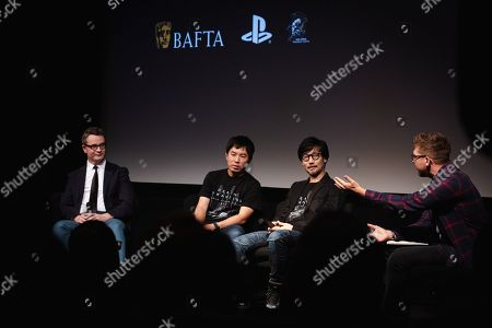 Editorial photo of Death Stranding: Bridging the Worlds of Film and Games, Inside, London, UK - 01 Nov 2019