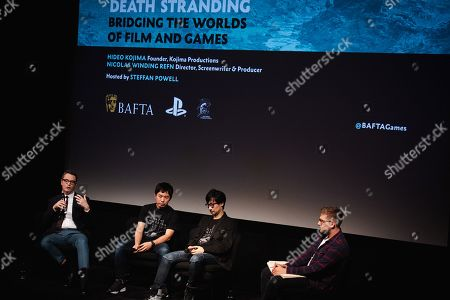 Editorial picture of Death Stranding: Bridging the Worlds of Film and Games, Inside, London, UK - 01 Nov 2019