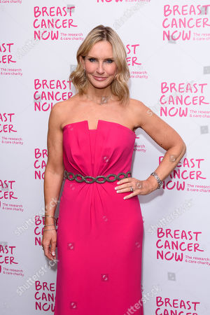 Editorial photo of 25th Annual Pink Ribbon Ball in aid of Breast Cancer Now, London, UK - 02 Nov 2019