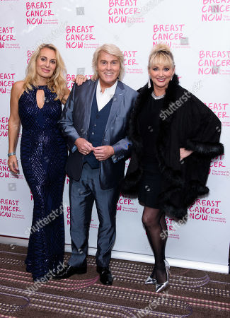 Editorial picture of 25th Annual Pink Ribbon Ball in aid of Breast Cancer Now, London, UK - 02 Nov 2019