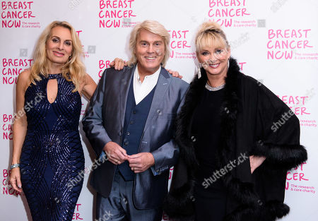 Editorial image of 25th Annual Pink Ribbon Ball in aid of Breast Cancer Now, London, UK - 02 Nov 2019