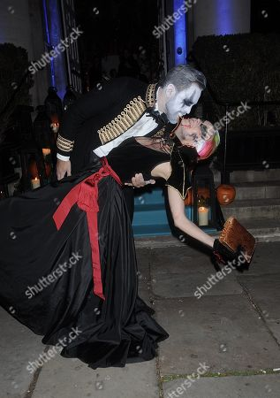 Editorial picture of The UNICEF Halloween Ball, London, UK - 30 Oct 2019