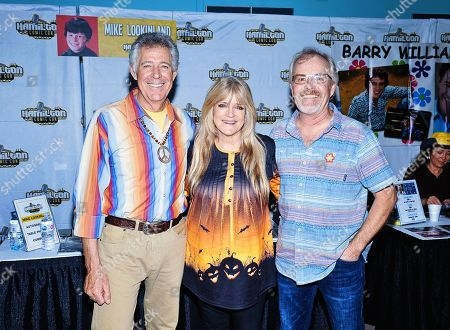 Stock Photo of Barry Williams, Susan Olsen, Mike Lookinland