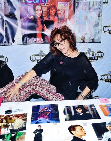 Editorial image of Hamilton Comic Con, Ontario, Canada - 19 Oct 2019