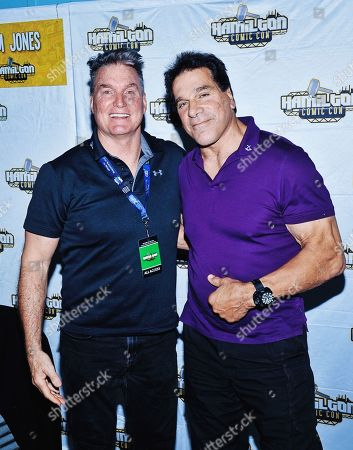 Sam Jones, Lou Ferrigno