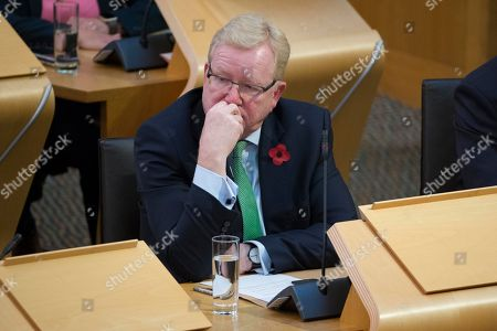 Scottish Parliament First Minister's Questions - Jackson Carlaw, Interim Leader of the Scottish Conservative and Unionist Party.
