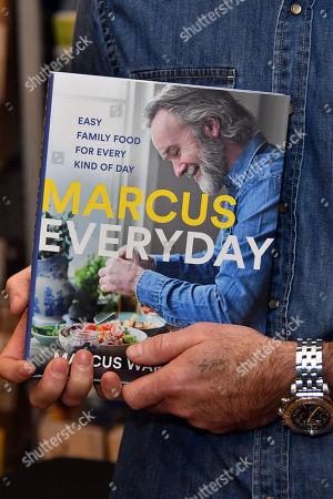Marcus Wareing's book Marcus Everyday