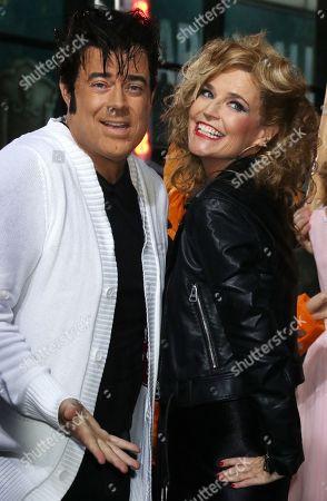 Carson Daly and Savannah Guthrie