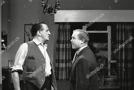 Stan Jay as Mr Dickinson and Graham Haberfield (as Jerry Booth)
