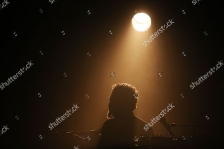 Editorial photo of Glen Hansard in concert, The Grand Opera House, Belfast International Arts Festival, Northern Ireland, UK - 22 Oct 2019