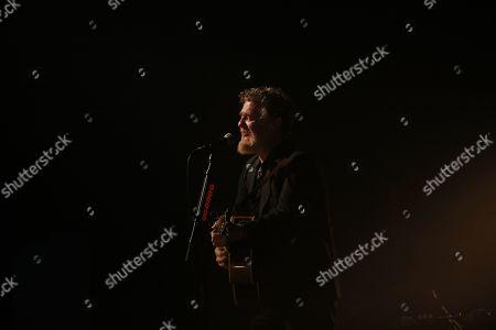 Editorial picture of Glen Hansard in concert, The Grand Opera House, Belfast International Arts Festival, Northern Ireland, UK - 22 Oct 2019