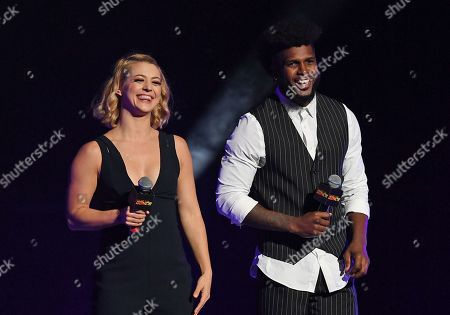 Editorial picture of 'So You Think You Can Dance' performance at The Broward Center, Fort Lauderdale, USA - 30 Oct 2019
