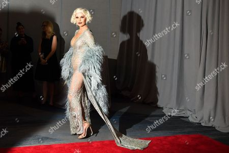 Editorial image of Bette Midler's Hulaween Charity Gala 'Haunted Hollywood: The Golden Age' benefiting the New York Restoration Project, Arrivals, New York, USA - 31 Oct 2019