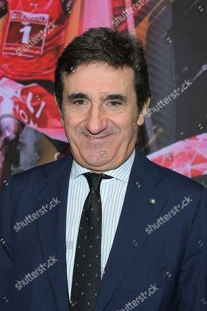 Urbano Cairo CEO and President of Cairo Communication RCS MediaGroup and Torino Calcio