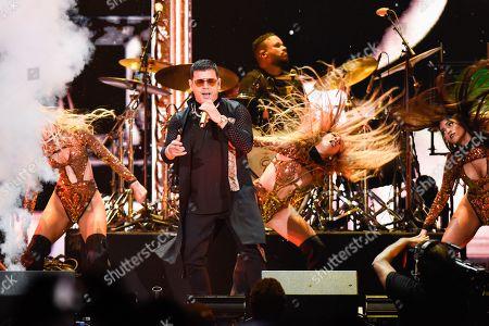 Stock Picture of Tito El Bambino