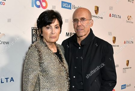 Editorial picture of 8th Annual 'Reel Stories, Real Lives' Event Benefiting MPTF, Arrivals, Los Angeles, USA - 04 Nov 2019