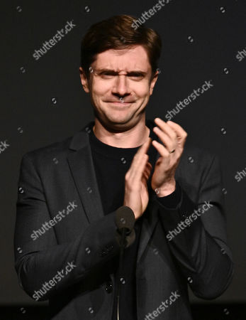 EXCLUSIVE - Topher Grace
