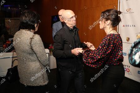 EXCLUSIVE - Jeffrey Katzenberg and Courtenay Valenti