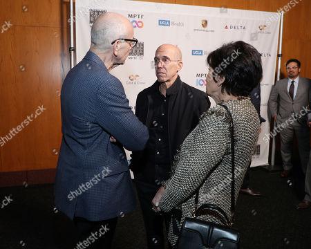 EXCLUSIVE - Kevin McCormick, Jeffrey Katzenberg and Marilyn Katzenberg