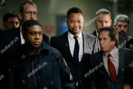 Editorial image of Sexual Misconduct Cuba Gooding Jr, New York, USA - 31 Oct 2019
